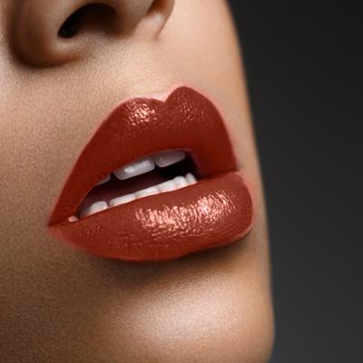Shining Lip Matte Color  8e3928 - 5g