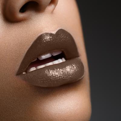 Shining Lip Matte Color 4f3324 - 5g