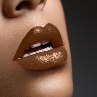 Shining Lip Matte Color 7a4d30 -  5g