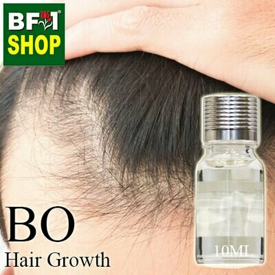 Blended Essential Oil (BO) - Hair Growth Essential Oil - 10ml