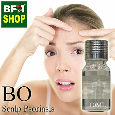 Blended Essential Oil (BO) - Scalp Psoriasis Essential Oil - 10ml