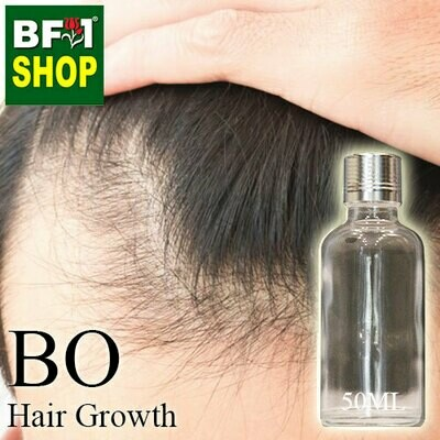 Blended Essential Oil (BO) - Hair Growth Essential Oil - 50ml