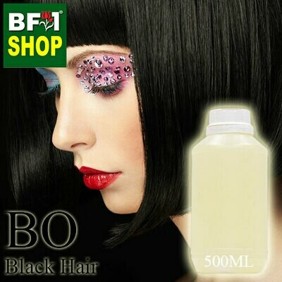 Blended Essential Oil (BO) - Black Hair Essential Oil -500ml
