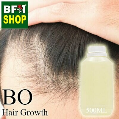 Blended Essential Oil (BO) - Hair Growth Essential Oil - 500ml