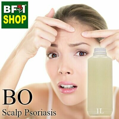 Blended Essential Oil (BO) - Scalp Psoriasis Essential Oil - 1L
