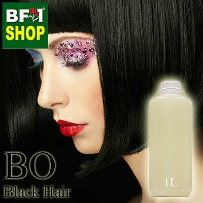 Blended Essential Oil (BO) - Black Hair Essential Oil -1L