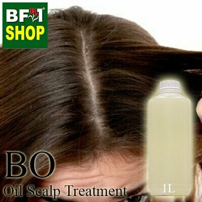 Blended Essential Oil (BO) - Oil Scalp Treatment Essential Oil - 1L
