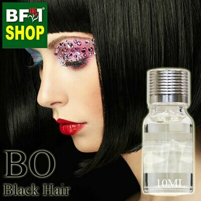 Blended Essential Oil (BO) - Black Hair Essential Oil -10ml