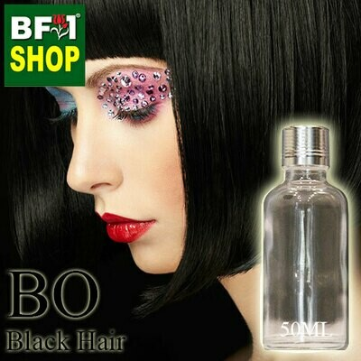 Blended Essential Oil (BO) - Black Hair Essential Oil -50ml