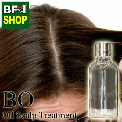Blended Essential Oil (BO) - Oil Scalp Treatment Essential Oil - 50ml