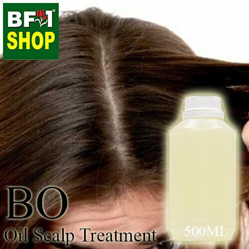 Blended Essential Oil (BO) - Oil Scalp Treatment Essential Oil - 500ml