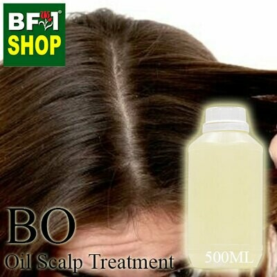 Blended Essential Oil (BO) - Oil Scalp Treatment Essential Oil - 500ml