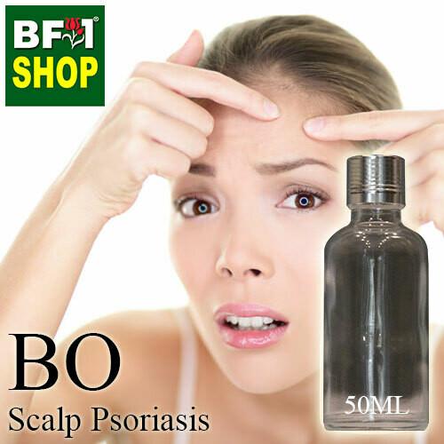 Blended Essential Oil (BO) - Scalp Psoriasis Essential Oil - 50ml