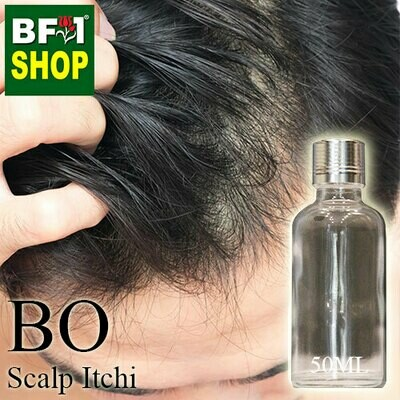 Blended Essential Oil (BO) - Scalp Itchi Essential Oil - 50ml