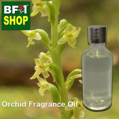 Orchid Fragrance Oil-Alaska orchid > Habenaria unalascensis-50ml