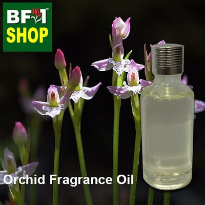 Orchid Fragrance Oil-Alpine chicken orchid > Amitostigma alpestre-50ml