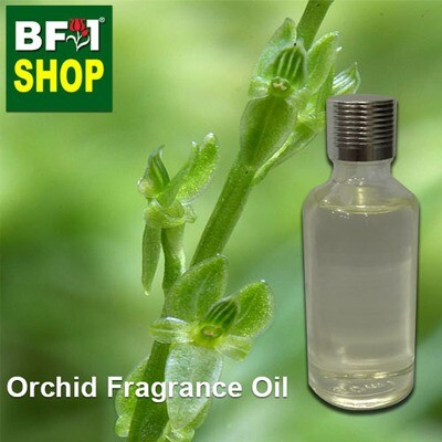 Orchid Fragrance Oil-Adder's-mouth [Bog] > Malaxis paludosa-50ml