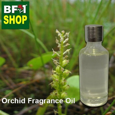 Orchid Fragrance Oil-Adder's-mouth [Pale leaf] > Malaxis monophyllos var. brachypoda-50ml