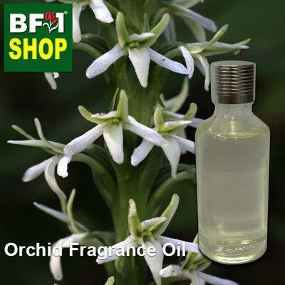 Orchid Fragrance Oil-Alaska piperia > Habenaria unalascensis-50ml
