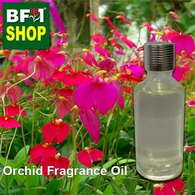 Orchid Fragrance Oil-Banderitos (Little flags) (Columbia) > Masdevallia coccinea-50ml