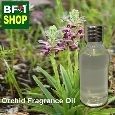 Orchid Fragrance Oil-Bedbug orchid > Orchis chloriophora-50ml