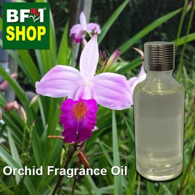 Orchid Fragrance Oil-Bamboo orchid > Arundiana bambusaefolia-50ml