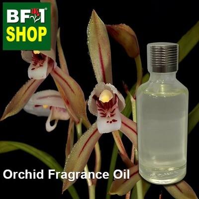 Orchid Fragrance Oil-Bamboo-leaf orchid [Green] > Cymbidium javanicum var. aspidistrifolium-50ml