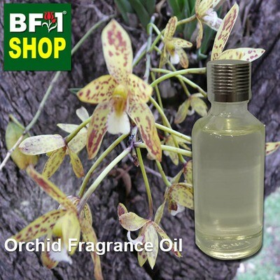 Orchid Fragrance Oil-Banana orchid (Australia) > Cymbidium canaliculatum-50ml