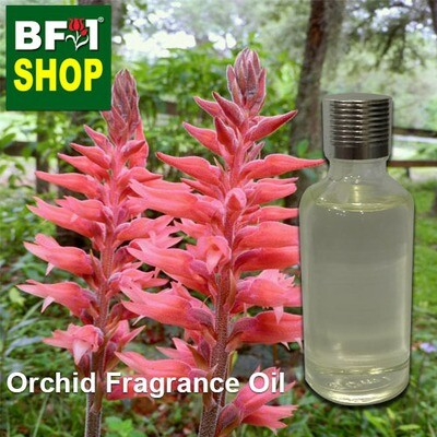 Orchid Fragrance Oil-Bearded orchid [Leafless] > Spiranthes lanceolata-50ml