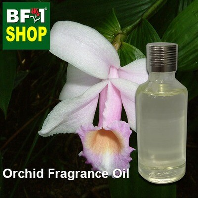 Orchid Fragrance Oil-Bamboo orchid > Sobralia decora-50ml