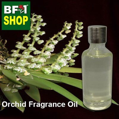 Orchid Fragrance Oil-Bird's head orchid > Ornithocephalus cochleariformis-50ml