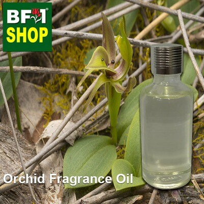 Orchid Fragrance Oil-Bird orchid [Green] (Australia) > Chiloglottis cornuta-50ml