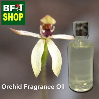 Orchid Fragrance Oil-Bird orchid [Bronze] (Australia) > Chiloglottis pesscottiana-50ml