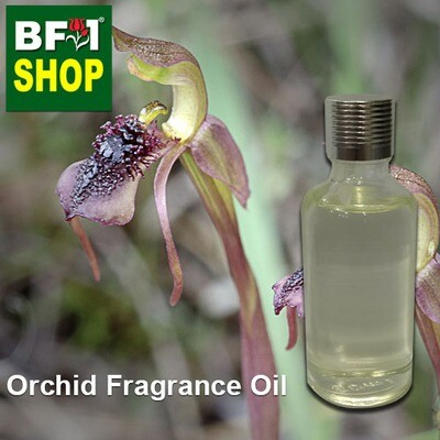 Orchid Fragrance Oil-Bird orchid [Autumn] (Australia) > Chiloglottis reflexa-50ml
