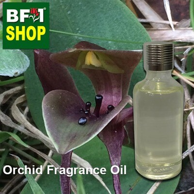 Orchid Fragrance Oil-Bird orchid [Alpine] (Australia) > Chiloglottis pesscottiana-50ml