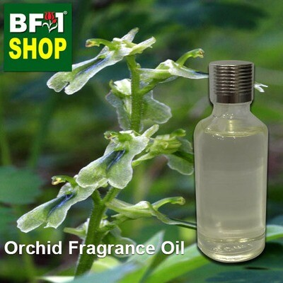 Orchid Fragrance Oil-Big ears > Listera borealis-50ml