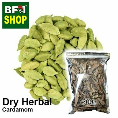 Dry Herbal - Cardamom - 500g