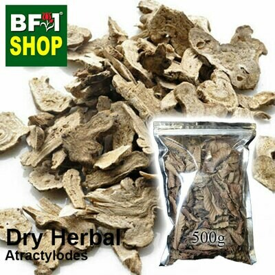 Dry Herbal - Atractylodes - 500g