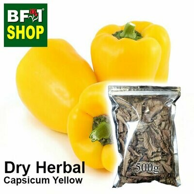 Dry Herbal - Capsicum Yellow - 500g