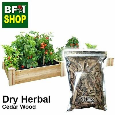 Dry Herbal - Cedar Wood - 500g