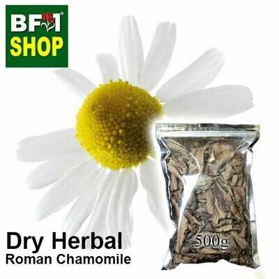 Dry Herbal - Chamomile - Roman Chamomile - 500g