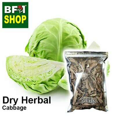 Dry Herbal - Cabbage - 500g