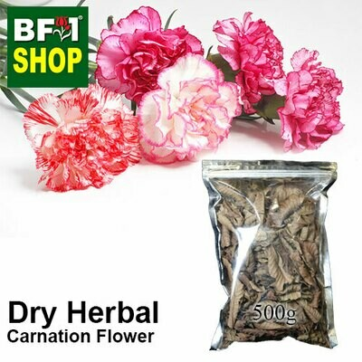 Dry Herbal - Carnation Flower - 500g