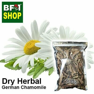 Dry Herbal - Chamomile - German Chamomile	- 500g