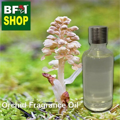 Orchid Fragrance Oil-Bird's nest orchid > Neottia nidus-avis-50ml