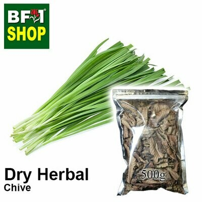 Dry Herbal - Chive ( Allium schoenoprasum L ) - 500g