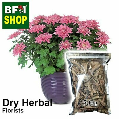 Dry Herbal - Chrysanthemum - Florists Chrysanthemum - 500g