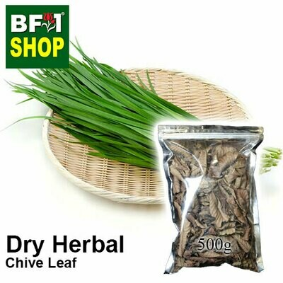 Dry Herbal - Chive Leaf ( Allium schoenoprasum L ) - 500g