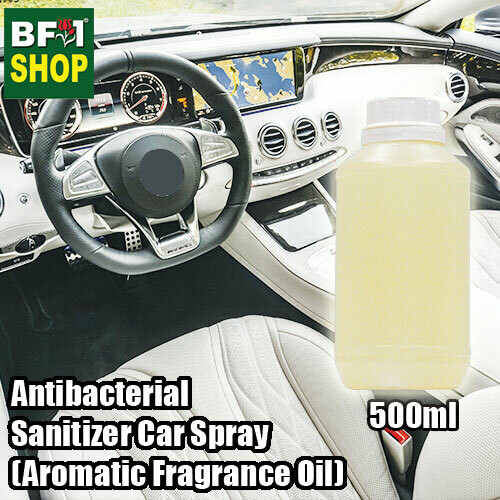 Antibacterial Sanitizer Car Spray ( Aromatic Fragrance Oil Anise) 500ml