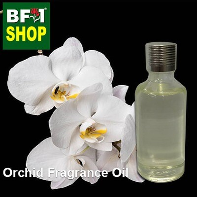 Orchid Fragrance Oil-Bamboo-leaf orchid [White] > Cymbidium lancifolium-50ml